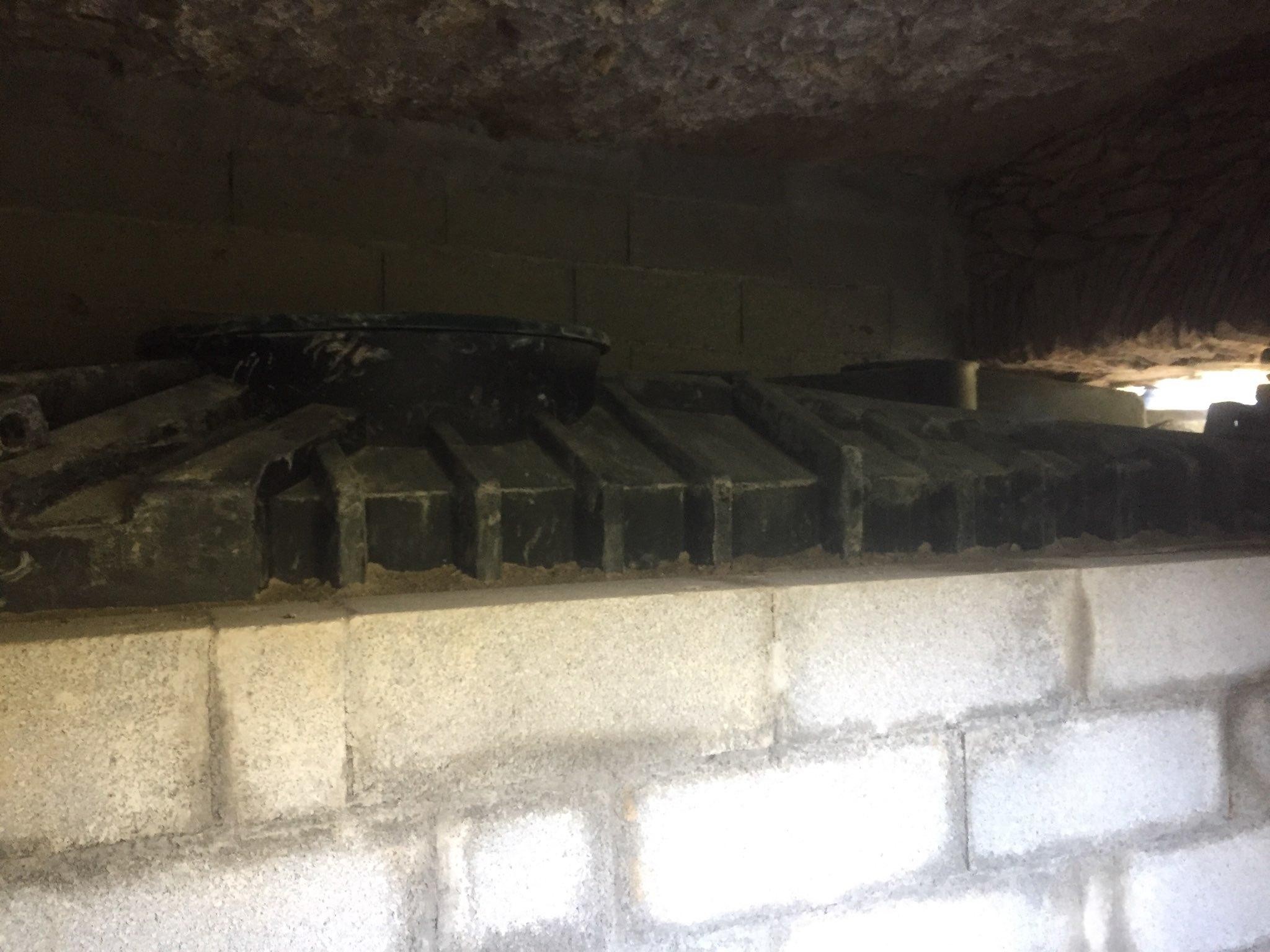 ClearFox 4EH dans une cave